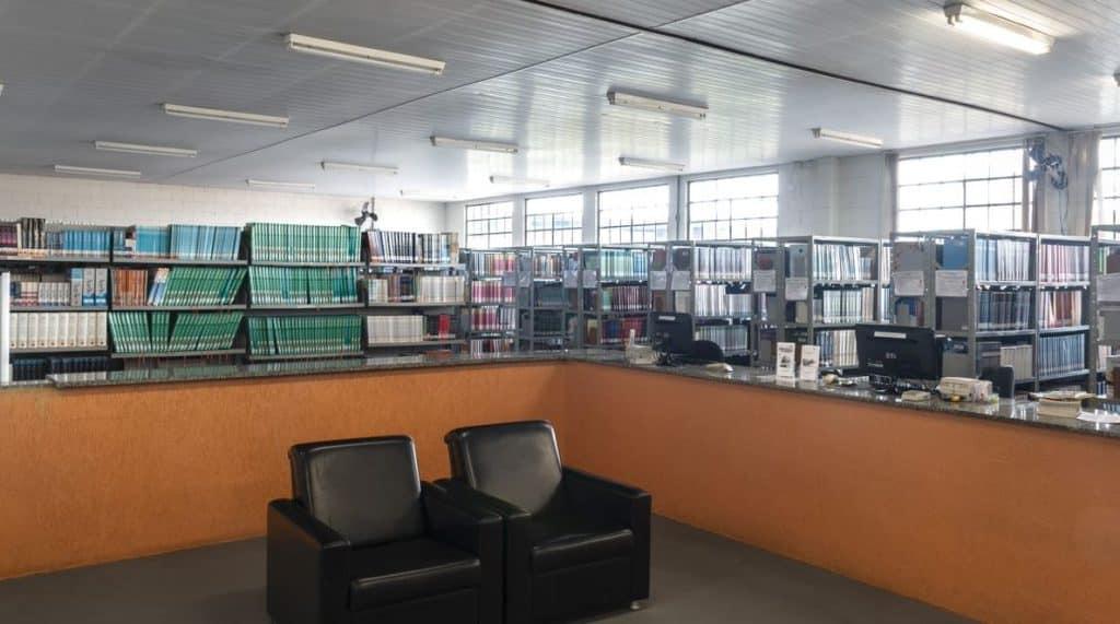 Biblioteca Anhanguera Sorocaba