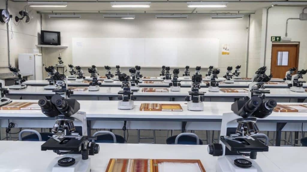 Laboratório Especializado - Anhanguera Sorocaba