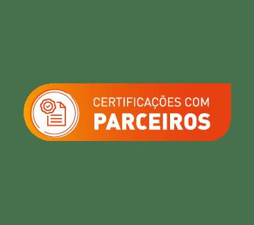 certificação com parceiros