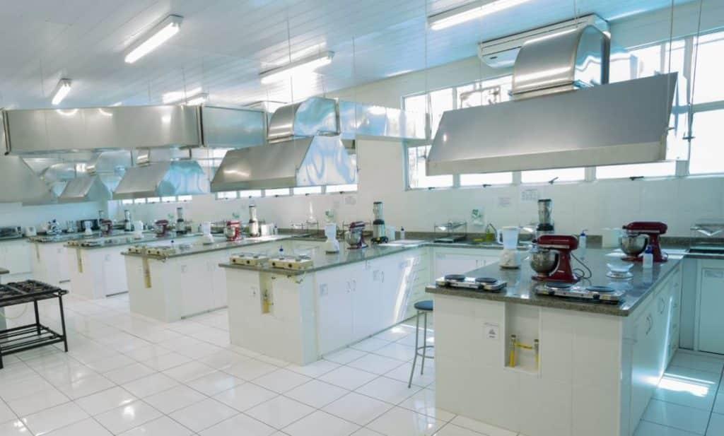 Laboratório de Gastronomia - Anhanguera Anápolis